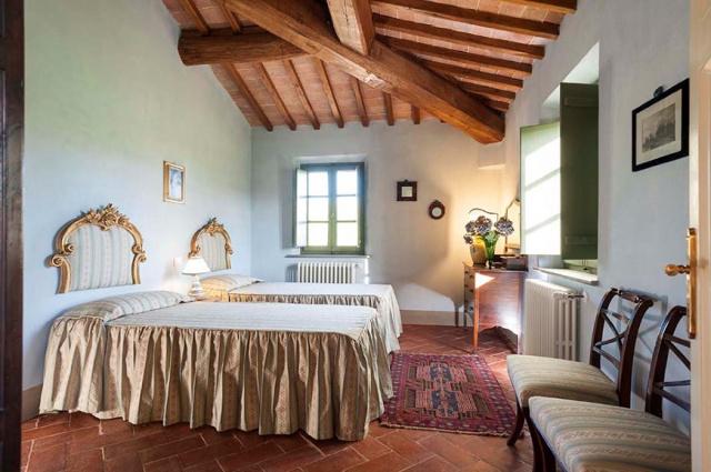 Toscane Villa Zwembad Tussen Pisa Florence 23