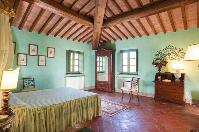 Toscane Villa Zwembad Tussen Pisa Florence 25