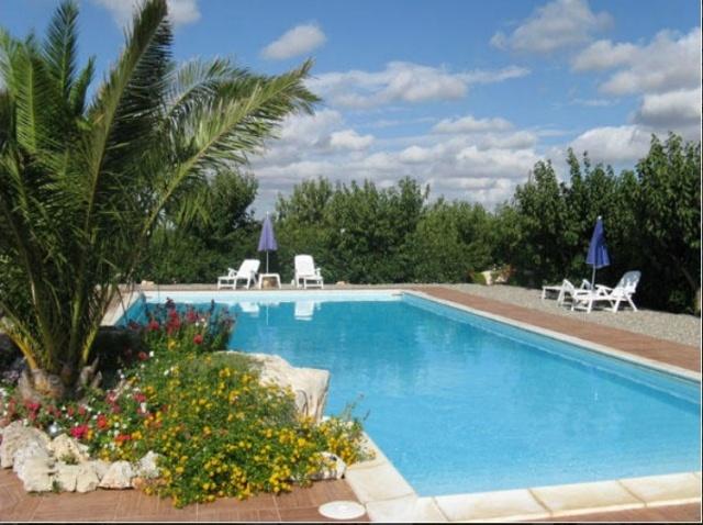 Trulli Met Zwembad In Puglia 57