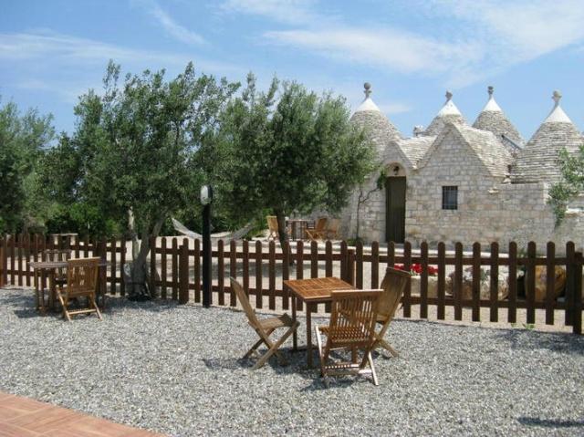 Trulli Met Zwembad In Puglia 77