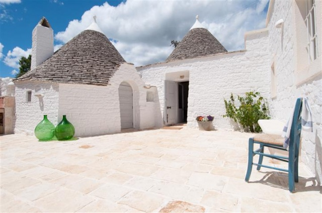 Trullo In Alberobello Voor 6p 12