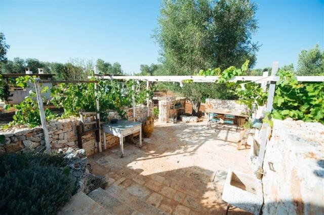 Trullo Voor 9p Puglia 13