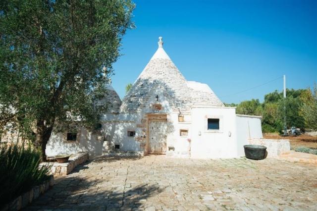 Trullo Voor 9p Puglia 19