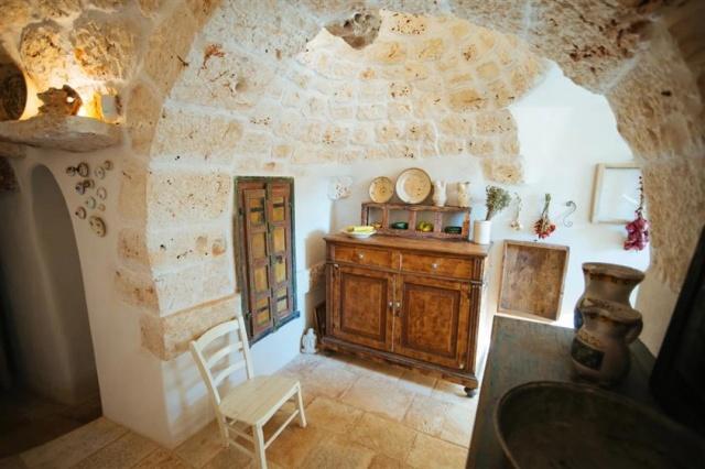 Trullo Voor 9p Puglia 26