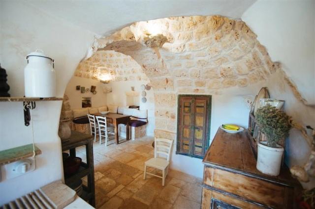 Trullo Voor 9p Puglia 27