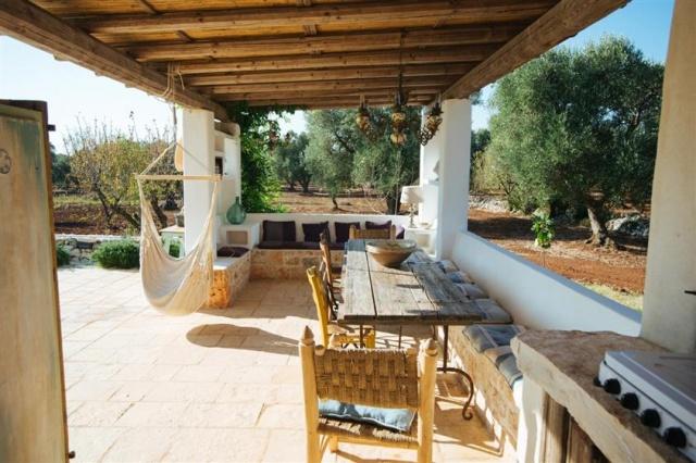 Trullo Voor 9p Puglia 8