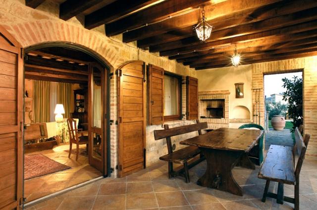 Umbrie Todi Villa Op Landgoed Zwembad 17
