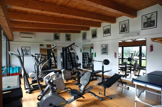 Umbrie Todi Villa Op Landgoed Zwembad 34