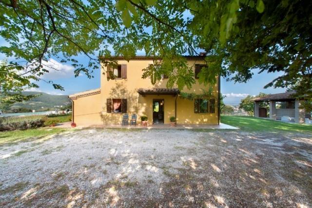 Vakantie Villa Le Marche Zwembad 20