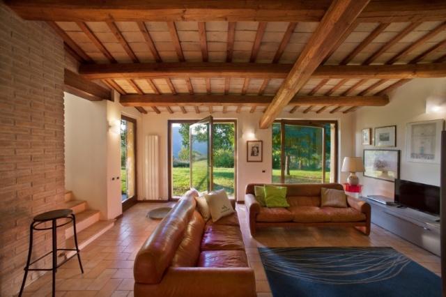 Vakantie Villa Le Marche Zwembad 7