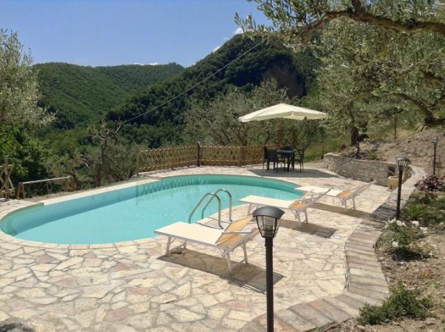 Vakantiehuis Met 2 Appartementen En Zwembad 8 Personen 58
