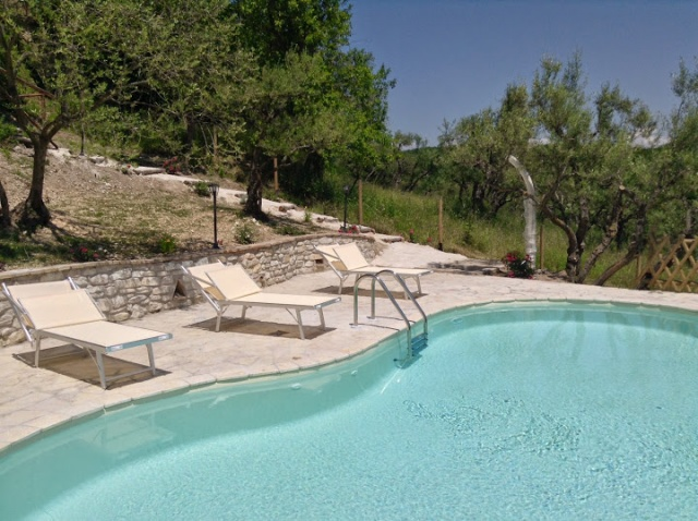 Vakantiehuis Met 2 Appartementen En Zwembad 8 Personen 61