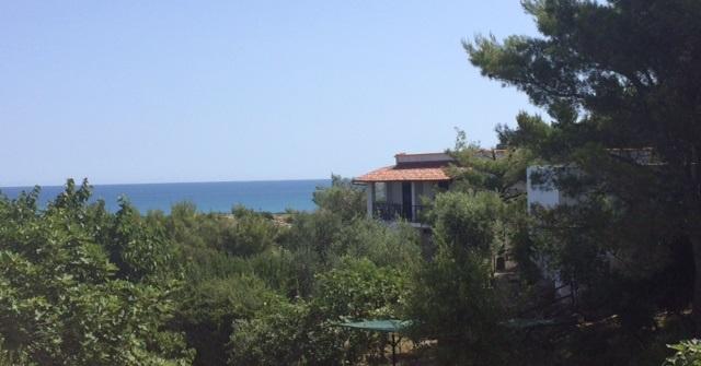 Vieste Vakantiepark Aan Zee Met Zwembad 7