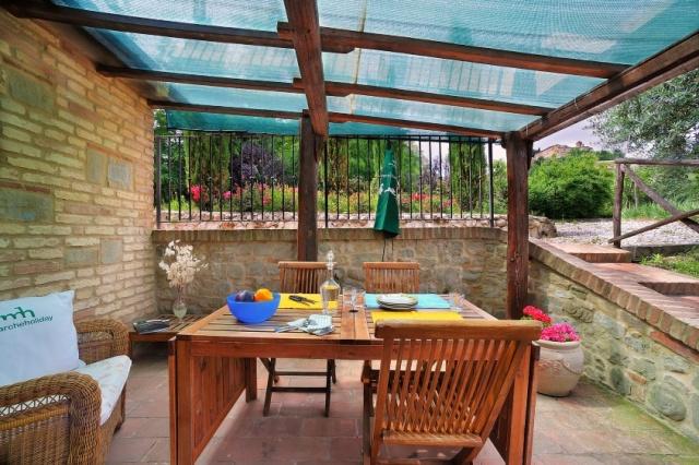 Villa 10 Personen Zuid Le Marche Zwembad 16
