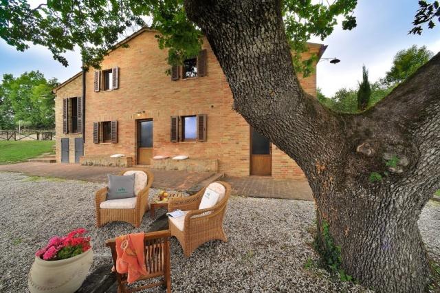 Villa 10 Personen Zuid Le Marche Zwembad 2