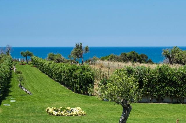 Villa 100m Van Zee Cefalu Sicilie 4a