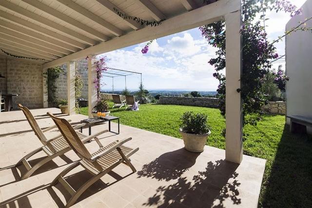 Villa 5km Van Zee Sicilie 10