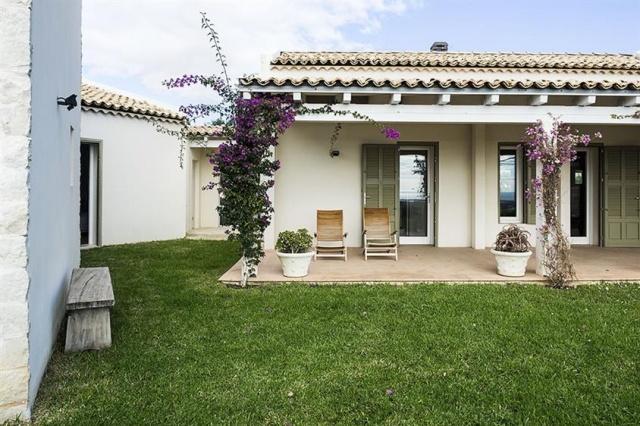 Villa 5km Van Zee Sicilie 15