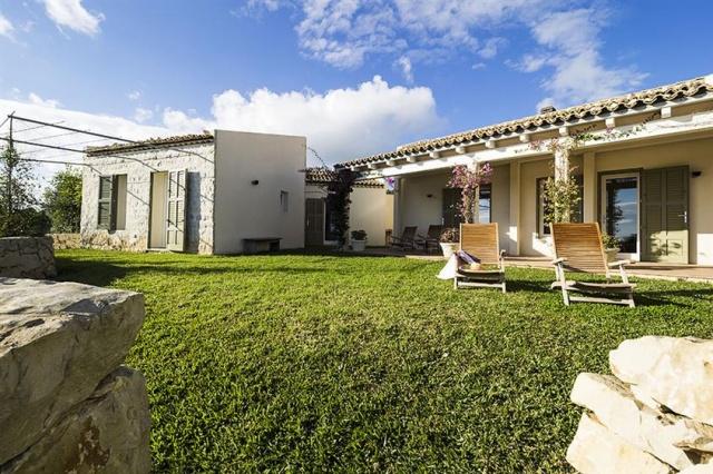 Villa 5km Van Zee Sicilie 5