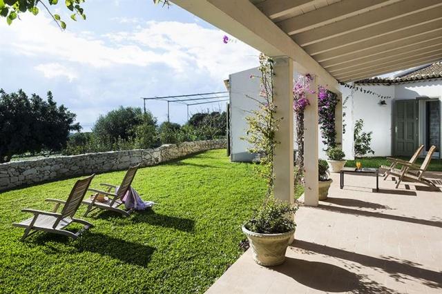 Villa 5km Van Zee Sicilie 8