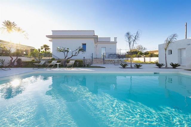 Villa Sicilie 300m Van Zee 1