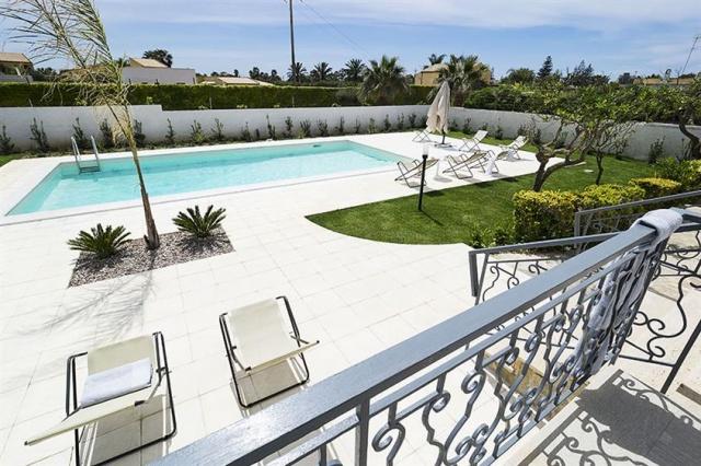 Villa Sicilie 300m Van Zee 10b