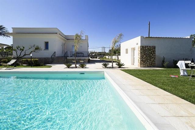 Villa Sicilie 300m Van Zee 3
