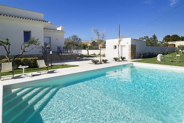 Villa Sicilie 300m Van Zee 4
