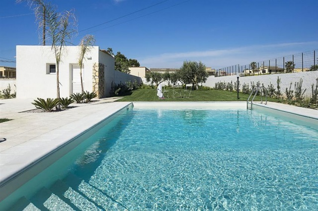 Villa Sicilie 300m Van Zee 5