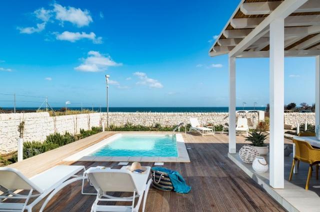 Villa Aan Zee Zuid Puglia 1a