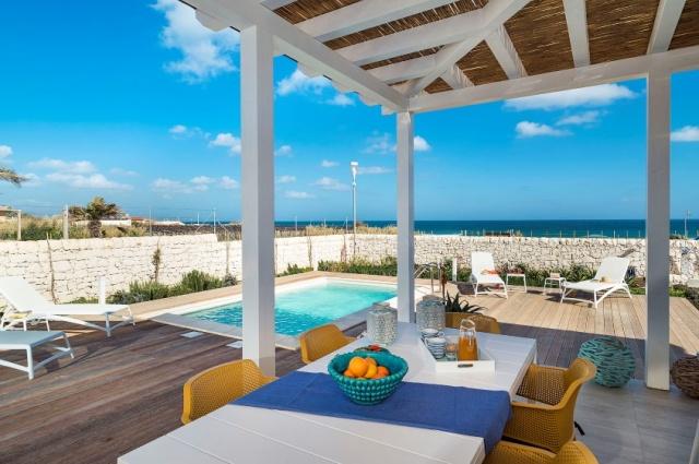 Villa Aan Zee Zuid Puglia 1c