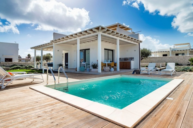 Villa Aan Zee Zuid Puglia 1d