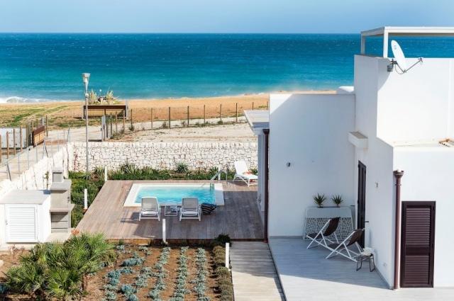 Villa Aan Zee Zuid Puglia 1p