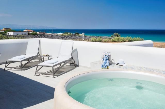 Villa Aan Zee Zuid Puglia 1t