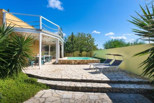 Villa Bij Gallipoli En Zee Puglia 1