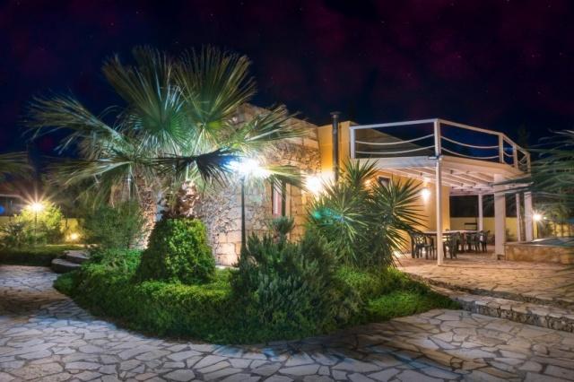 Villa Bij Gallipoli En Zee Puglia 16