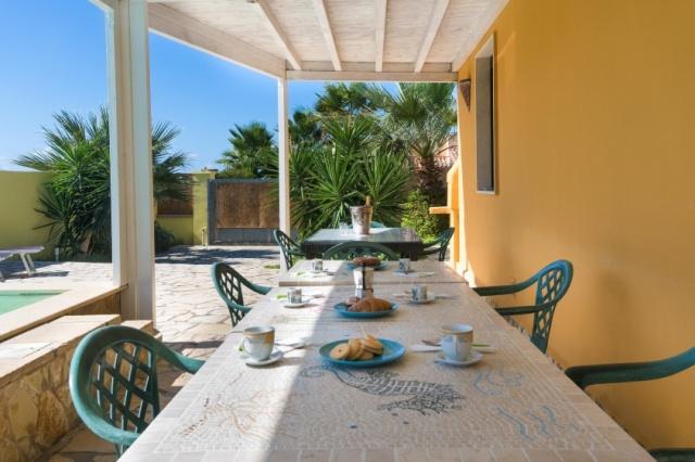 Villa Bij Gallipoli En Zee Puglia 7
