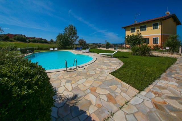 Villa Bij Zee Zwembad Le Marche 3