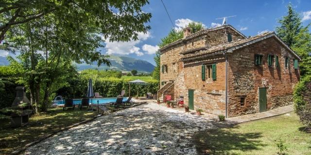 Villa Le Marche Sibillini 8