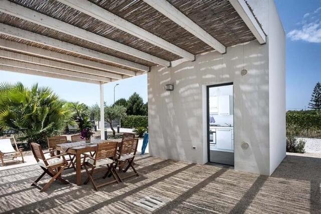 Villa Loopafstand Zee Sicilie 8