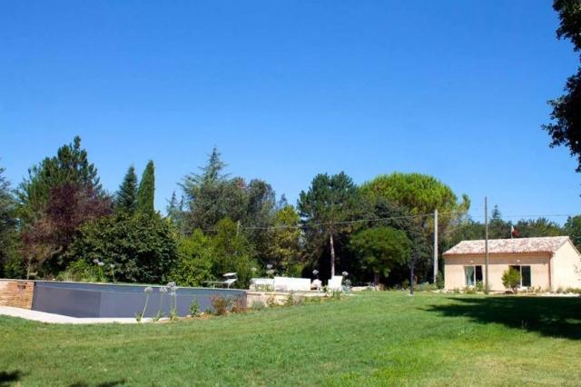 Villa Met 4 Appartementen Zwembad Filottrano 1