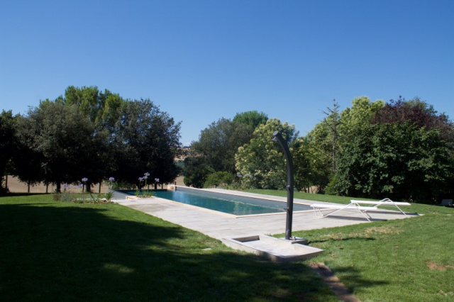 Villa Met 4 Appartementen Zwembad Filottrano 1a