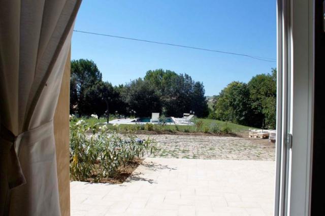 Villa Met 4 Appartementen Zwembad Filottrano 42