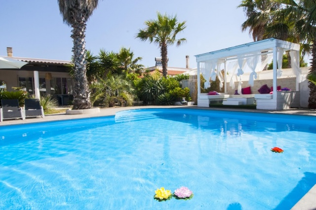 Villa Met Zwembad Bij Gallipoli 1