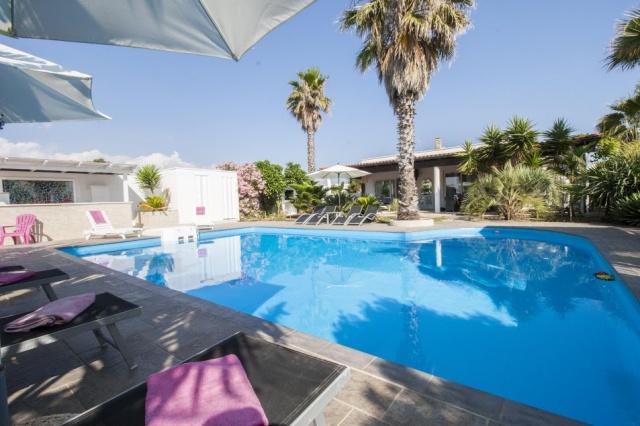 Villa Met Zwembad Bij Gallipoli 21