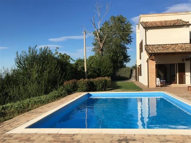 Villa Met Zwembad Bij San Ginesio 8a