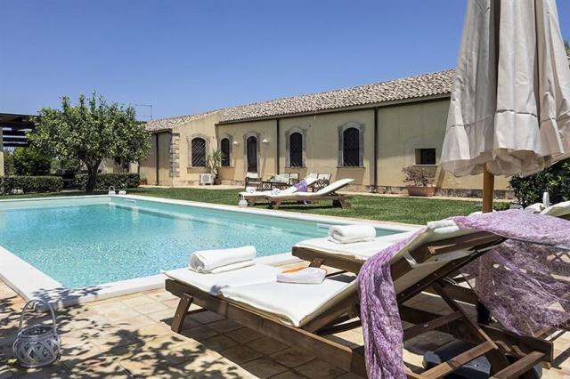 Villa Vlakbij Strand Sicilie 4