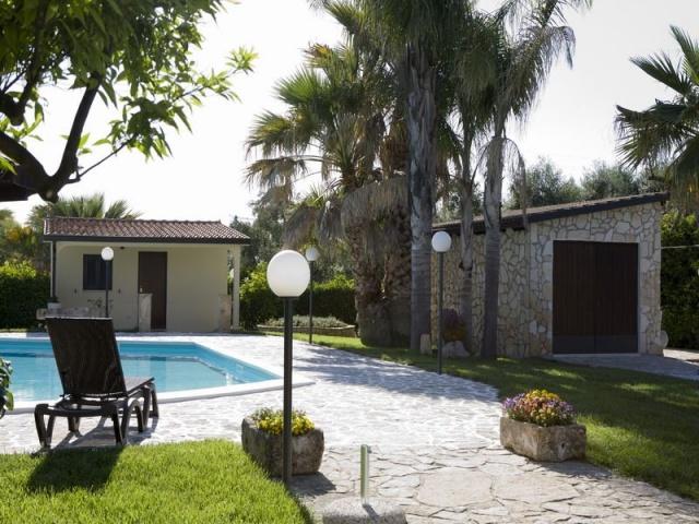 Villa Zwembad 8 Personen Puglia 4