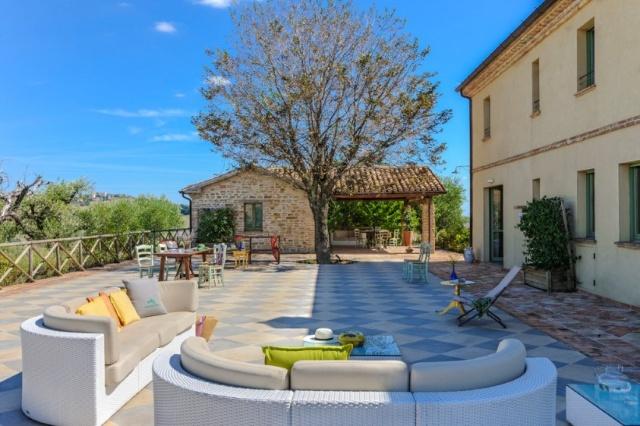 Villa Zwembad Le Marche 3