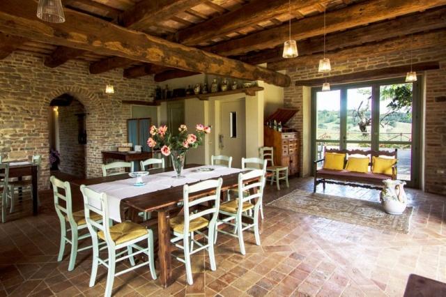 Villa Zwembad Le Marche 34